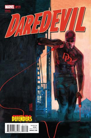 Daredevil #11 (Maleev Defenders Cover)
