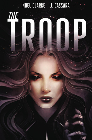 The Troop #5 (Dittmann Cover)