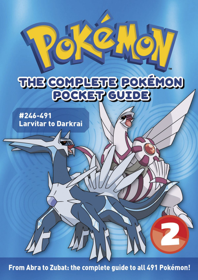 Pokemon: The Complete Pocket Guide Vol. 2 (2nd Edition)