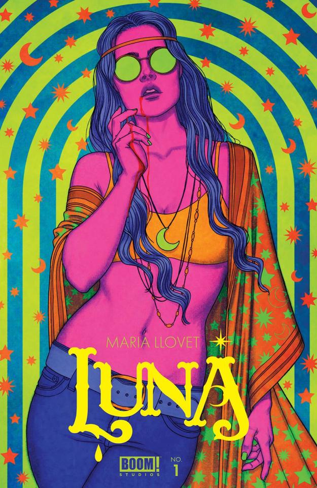 Luna #1 (Jenny Frison Cover)