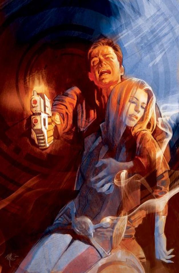 Mass Effect: Evolution #4
