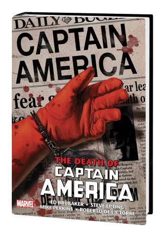 Captain America: The Death of Captain America (Omnibus)