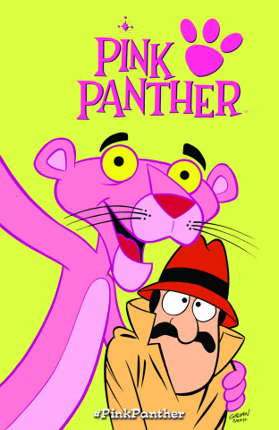 The Pink Panther Vol. 1
