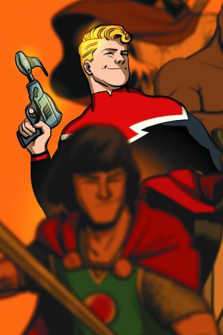 Flash Gordon #2 (10 Copy Zdarsky Cover)