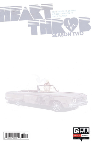 Heartthrob, Season Two #5