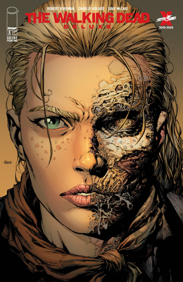 The Walking Dead Deluxe #5 (Finch & McCaig 2nd Printing)