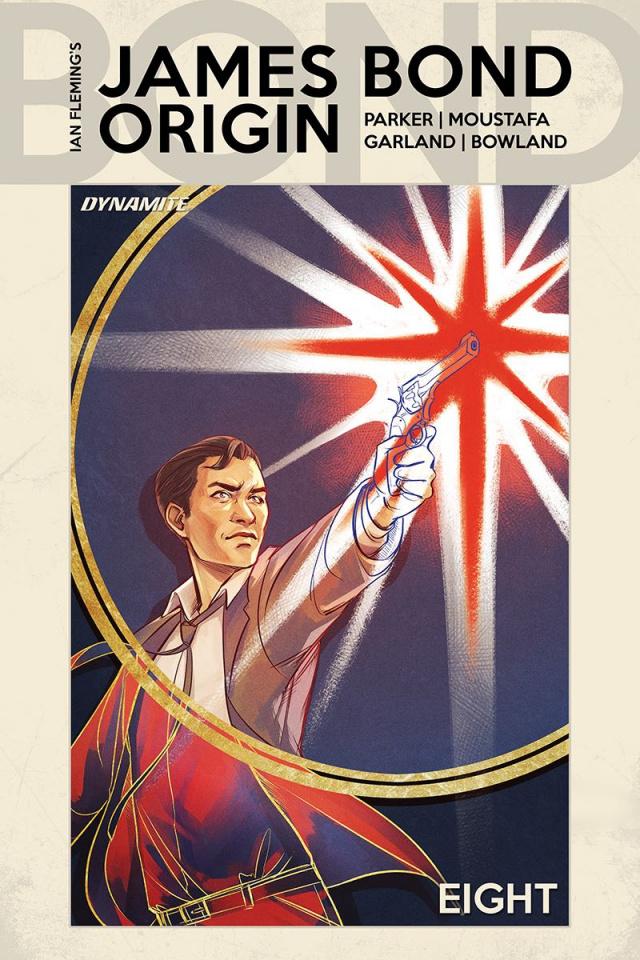 James Bond: Origin #8 (Omeara Cover)