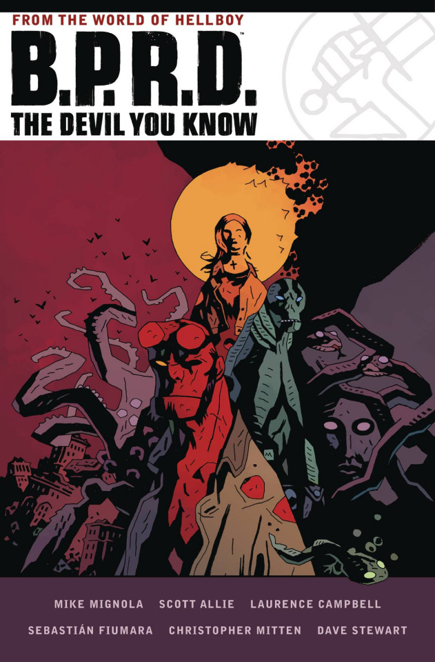 B.P.R.D.: The Devil You Know (Omnibus)