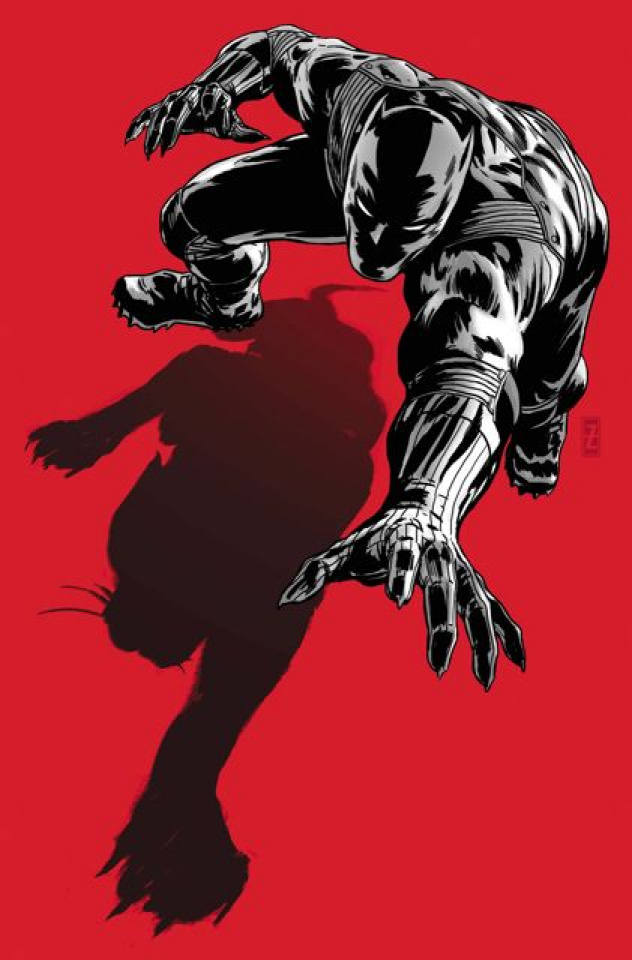 Black Panther: The Most Dangerous Man Alive #523.1