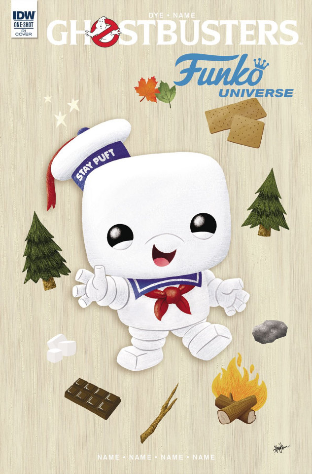 Ghostbusters: Funko Universe (Funko Toy Cover)