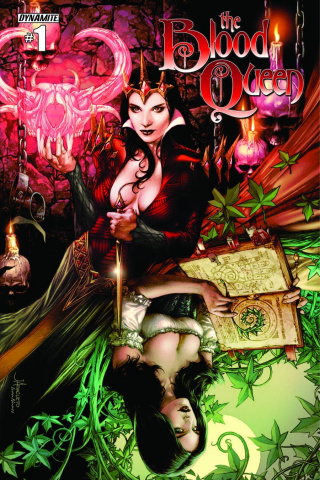 The Blood Queen #1 (Anacleto Cover)