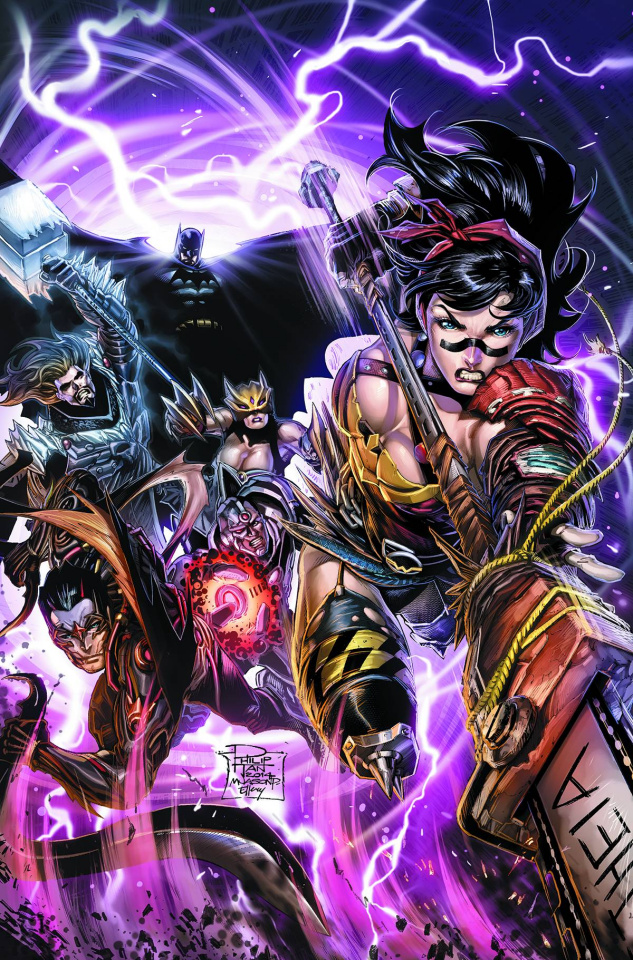 Infinite Crisis: The Fight for the Multiverse #7