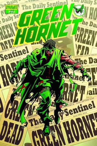 The Green Hornet #27