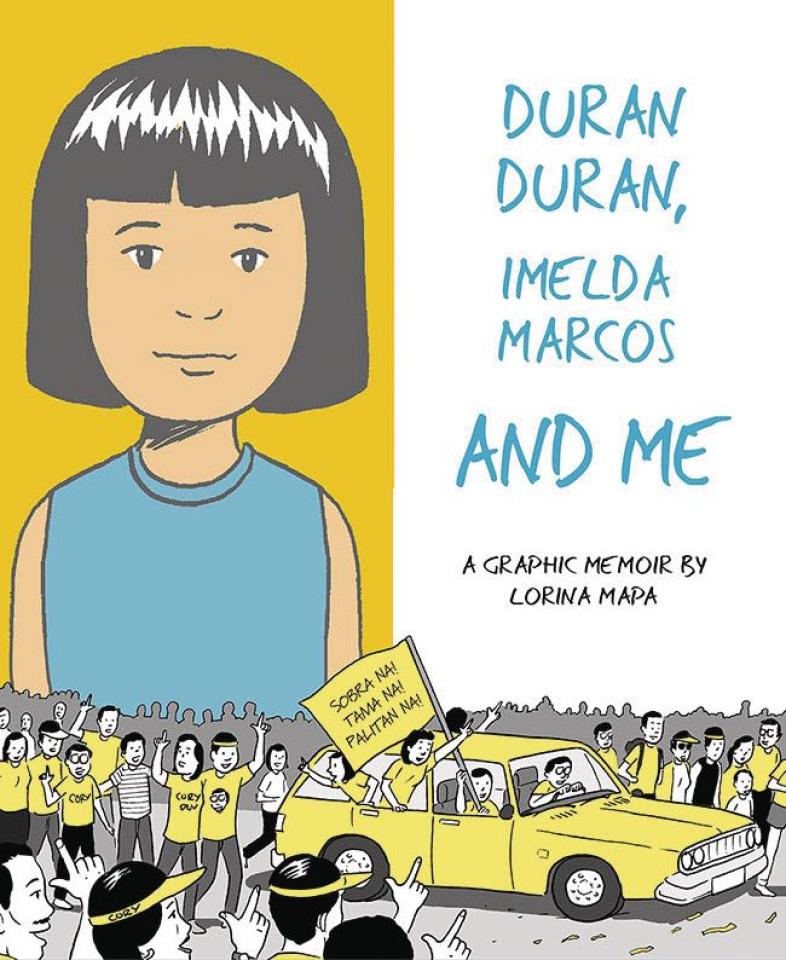 Duran Duran, Imelda Marcos and Me