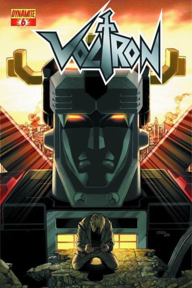 Voltron #6