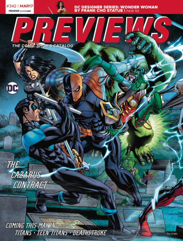 Previews #344: May 2017
