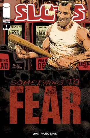 Slots #1 (Walking Dead #100 Tribute Cover)