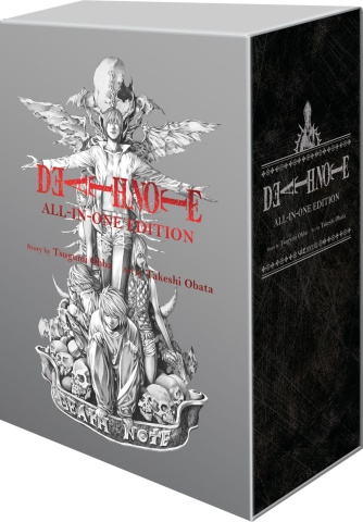 Death Note (Slipcase All-in-One Edition)