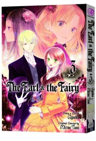 The Earl & the Fairy Vol. 3