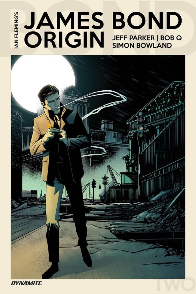 James Bond: Origin #2 (Bob Q Cover)
