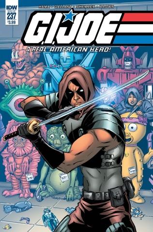 G.I. Joe: A Real American Hero #237