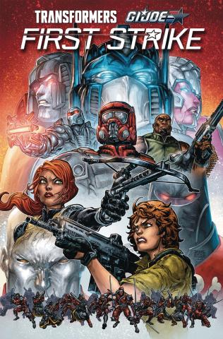 The Transformers / G.I. Joe: First Strike