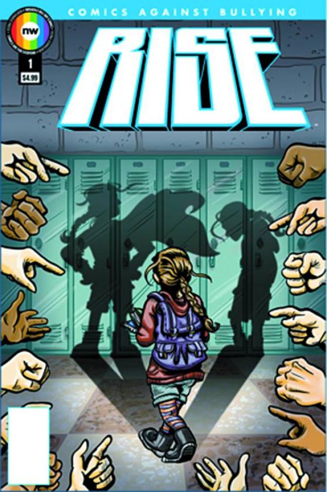 Rise #1: Comics Against Bullying