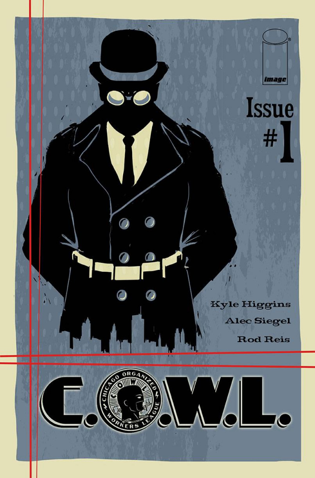 C.O.W.L. #1 (2nd Printing)