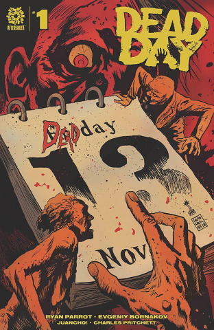 Dead Day #1 (15 Copy Francavilla Cover)