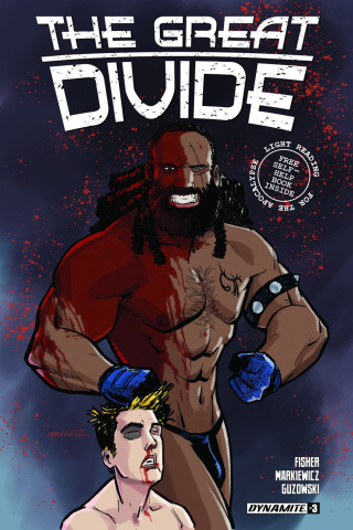 The Great Divide #3 (Markiewicz Cover)
