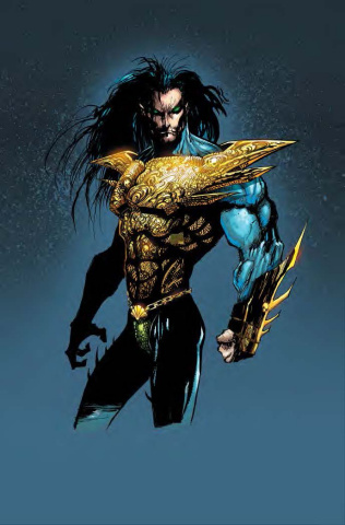 Namor: The Sub-Mariner by John Byrne and Jae Lee (Omnibus)