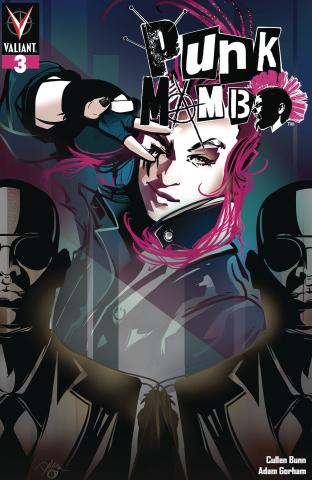 Punk Mambo #3 (Delara Cover)