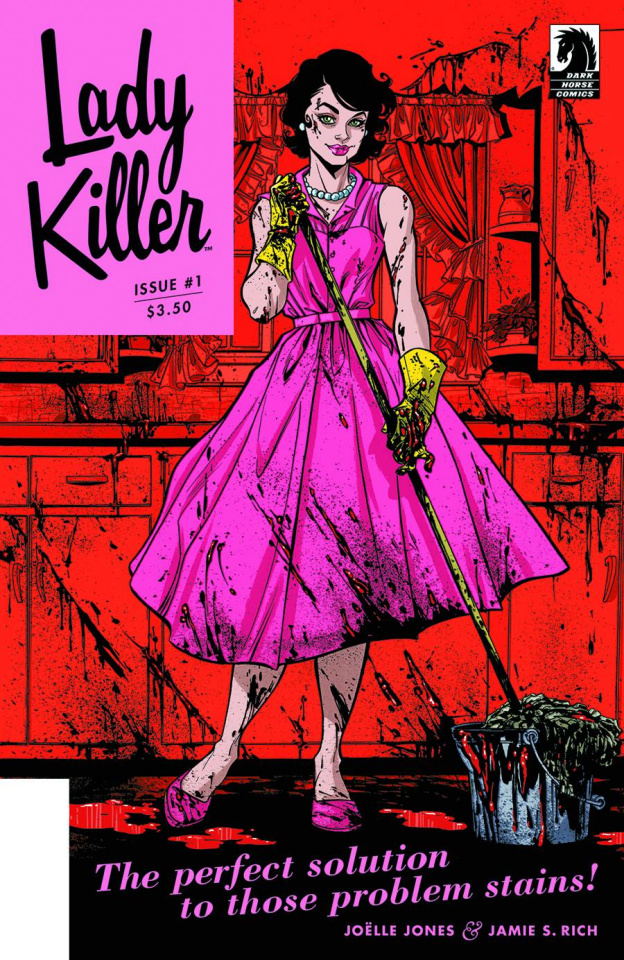 Lady Killer #1 (2nd Printing)