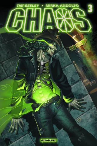 Chaos #3 (Ruffino Cover)