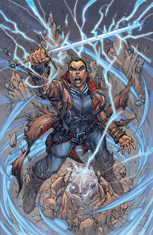 Grimm Fairy Tales #115 (Pantalena Cover)