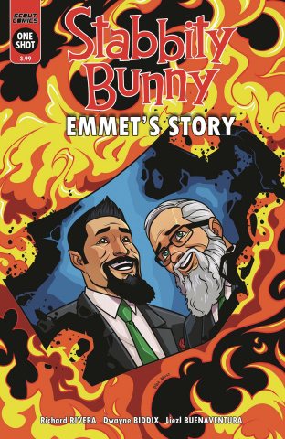 Stabbity Bunny: Emmet's Story #1