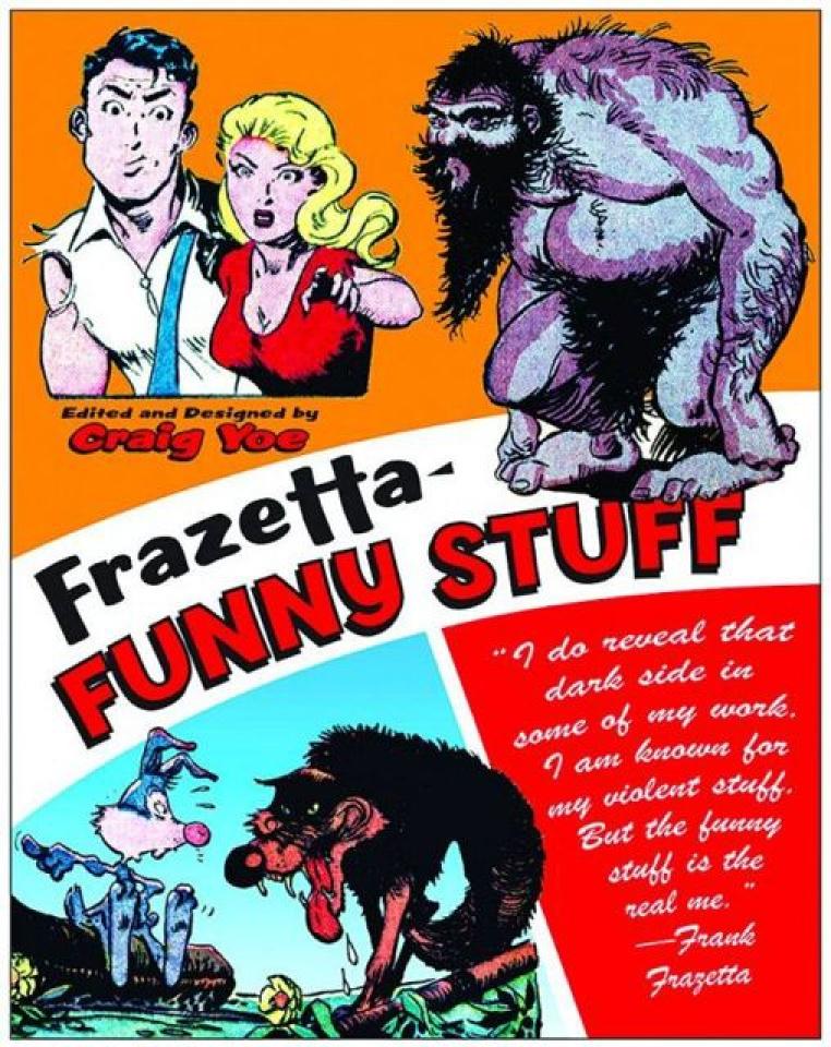 Frazetta: Funny Stuff