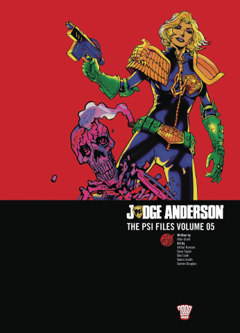 Judge Anderson: The Psi Files Vol. 5