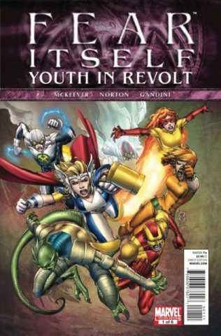 Fear Itself: Youth in Revolt #1: Fear