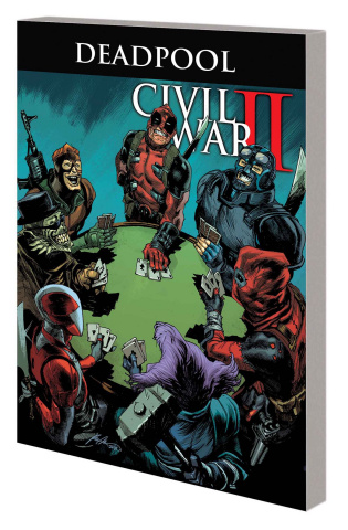 Deadpool Vol. 5: Civil War II