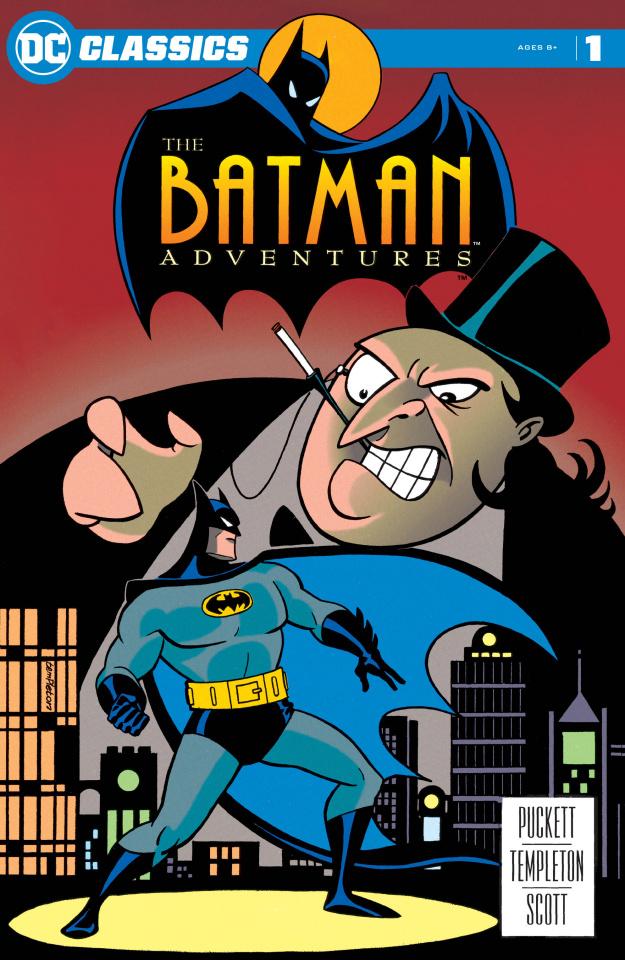 DC Classics: The Batman Adventures #1