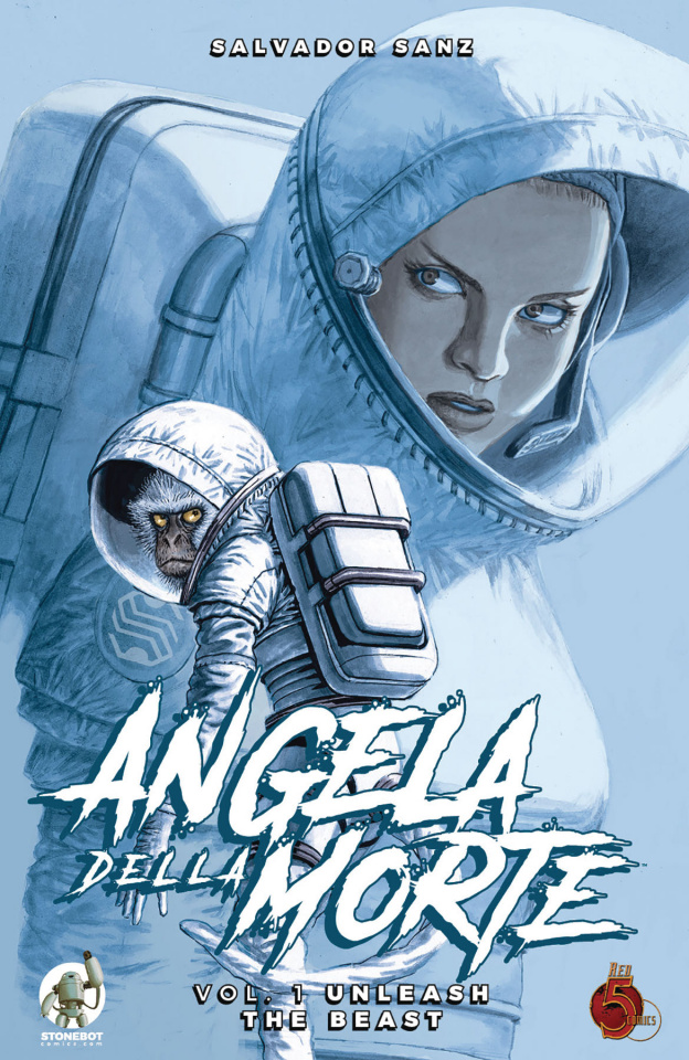 Angela Della Morte Vol. 1: Unleash the Beast