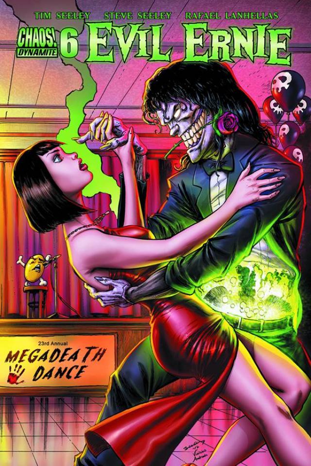 Evil Ernie #6 (Seeley Cover)