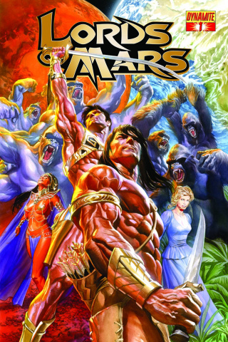 Lords of Mars #1