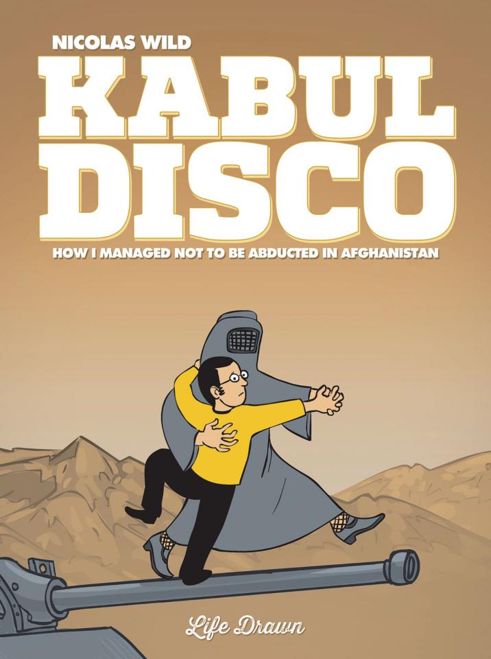 Kabul Disco Book 1