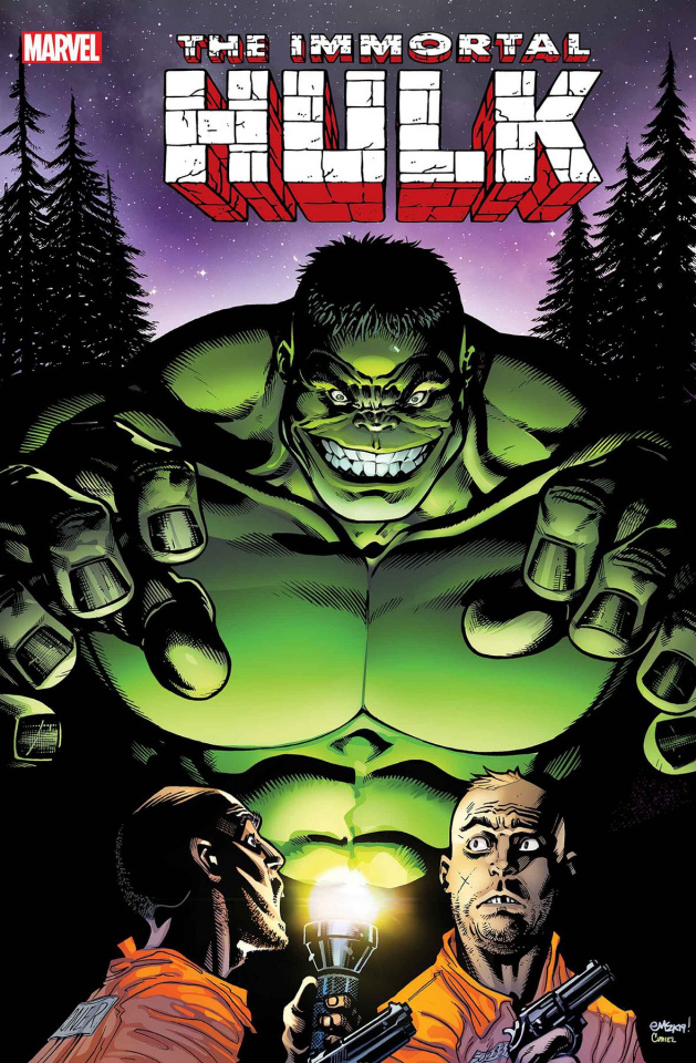 The Immortal Hulk #25 (McGuinness Cover)