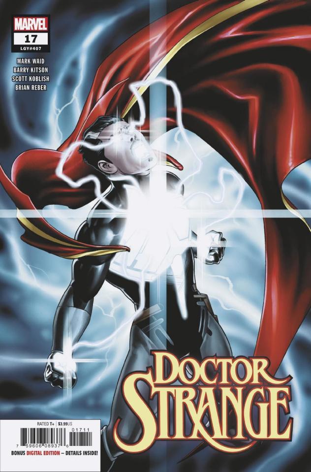 Doctor Strange #17