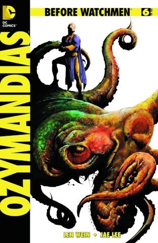 Before Watchmen: Ozymandias #6