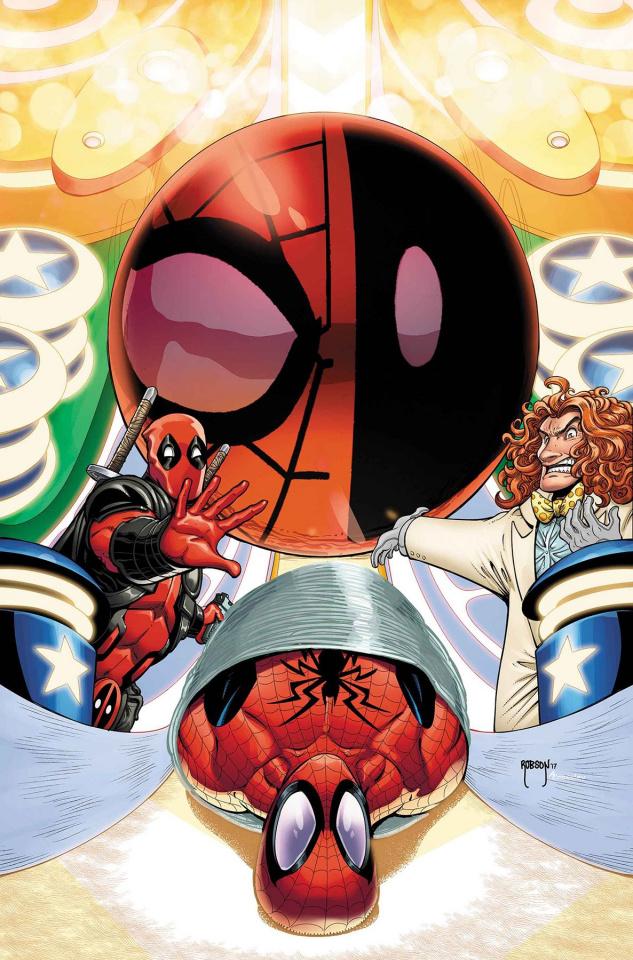 Spider-Man / Deadpool #22