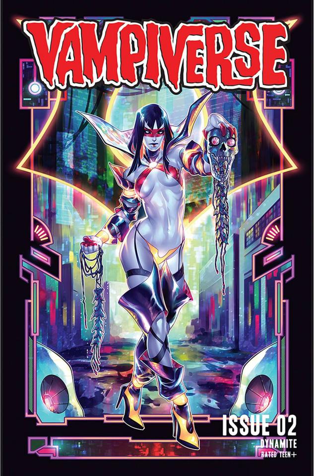 Vampiverse #2 (Hetrick Cover)